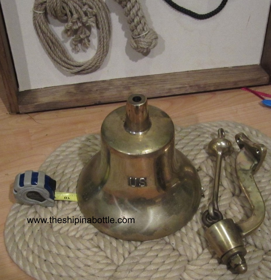9-1/4 Inch US Bell